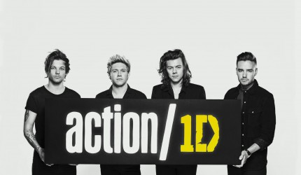One Direction - action/1d