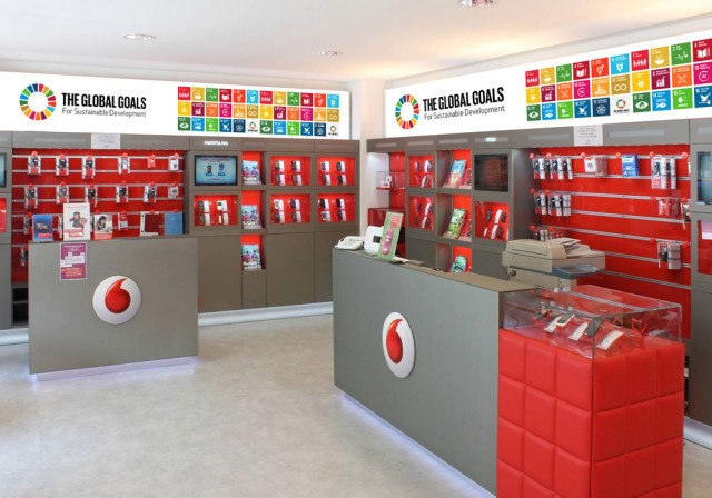 Global Goals Vodaphone POS Idea 2