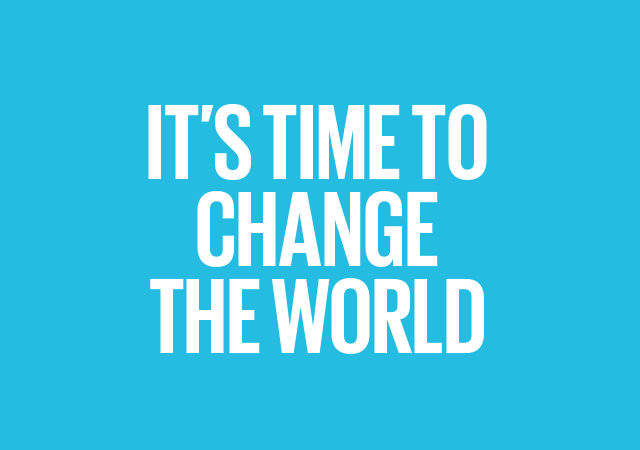 Change the World Banner Thumbnail