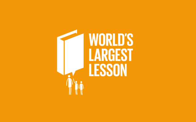 World's Largest Lesson Video