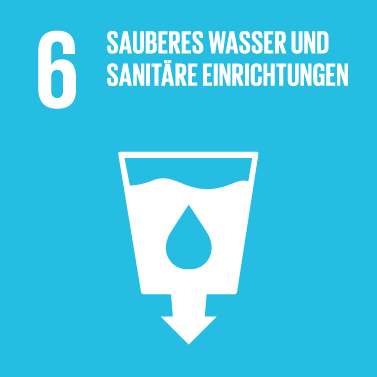 Clean Water & Sanitation Icon
