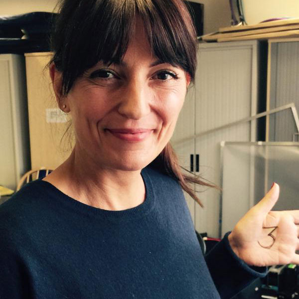 Davina McCall supports Goal 3 Good Health & Well-being #globalgoals
