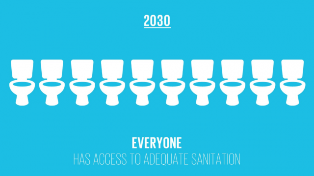 Access to sanitation